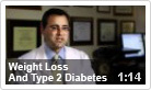 Weight Loss & Type 2 Diabetes
