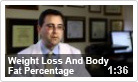 Weight Loss & Body Fat Percentage