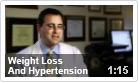 Weight Loss & Hypertension