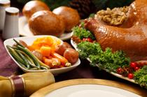 550-Calorie Thanksgiving Dinner